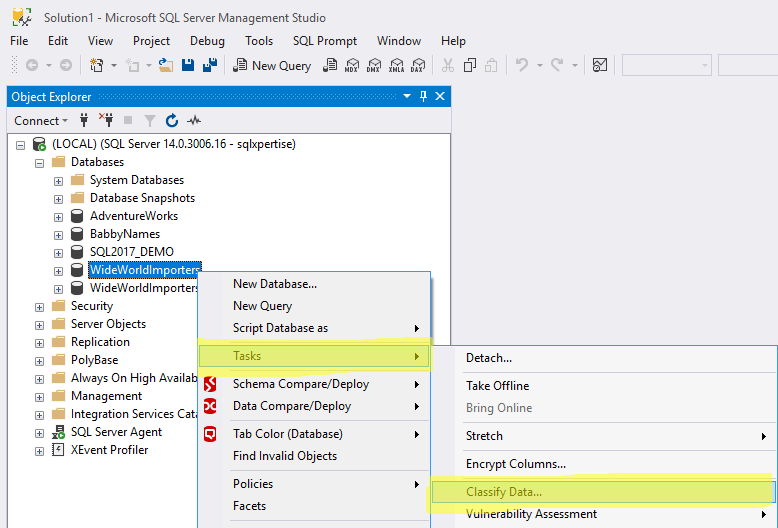 Sql Server Management Studio V 17 5 Is Released Sqlxpertise
